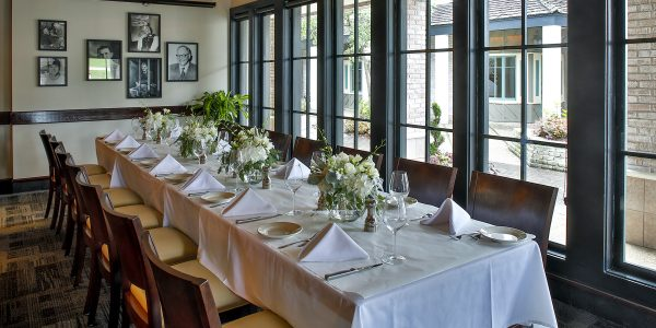 Private Dining Rooms Char Restaurant
